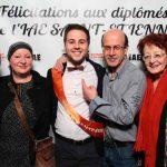 Photobooth remise diplômes Saint-étienne